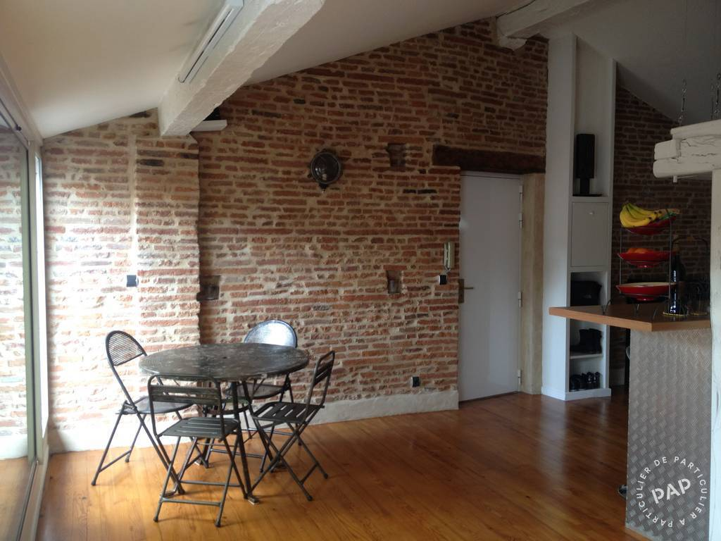 Location meubl e loft atelier 55 m toulouse 55 m for Location atelier loft