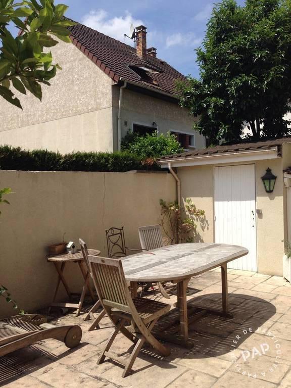 Location maison 104 m sainte genevieve des bois 104 m for 104 rue du jardin paris