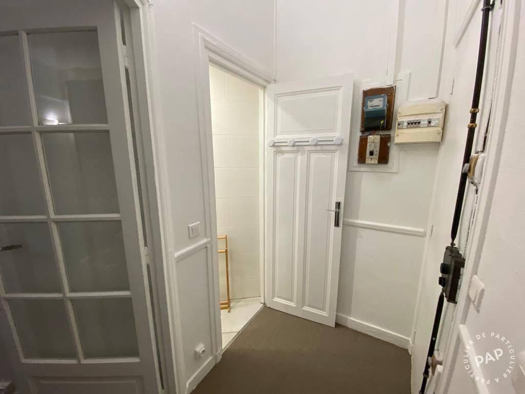 Location immobilier 750€ Paris