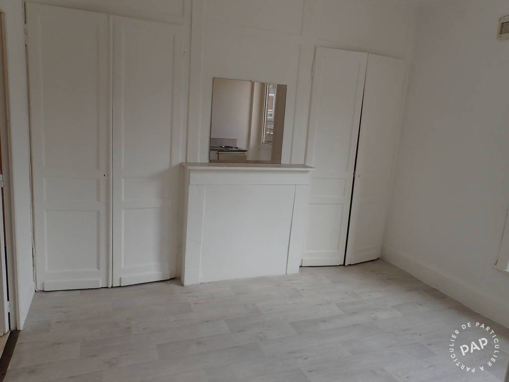 Location appartement studio Lille (59)