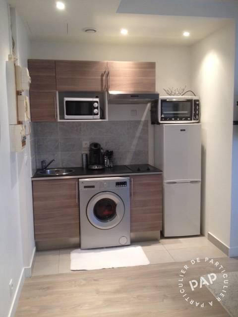 Location appartement 2 pièces Aubervilliers (93300)