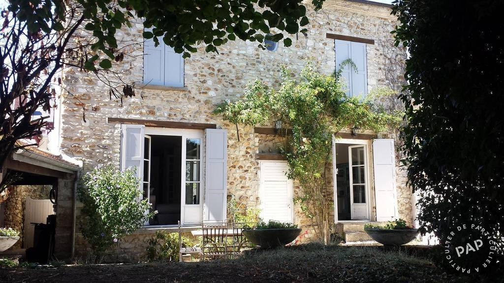 Location meubl e maison 160 m crespieres 78121 160 m for Beaux villages yvelines