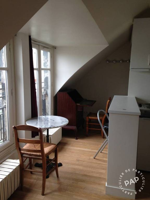 Location Appartement Paris 25 m² 1.000 €