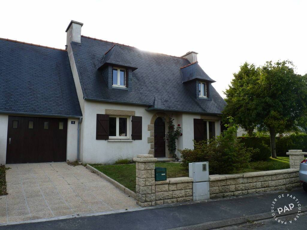 Location maison 95 m saint divy 95 m 670 euros de for Location garage landerneau