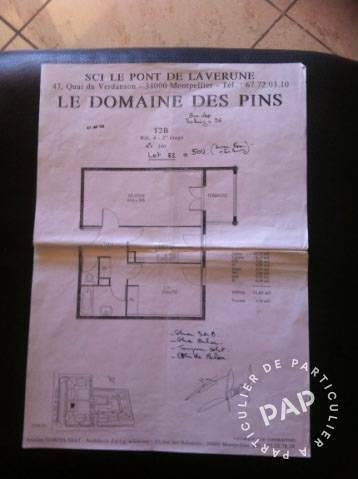location meubl e appartement 2 pi ces 52 m montpellier 34 52 m 760 de particulier. Black Bedroom Furniture Sets. Home Design Ideas