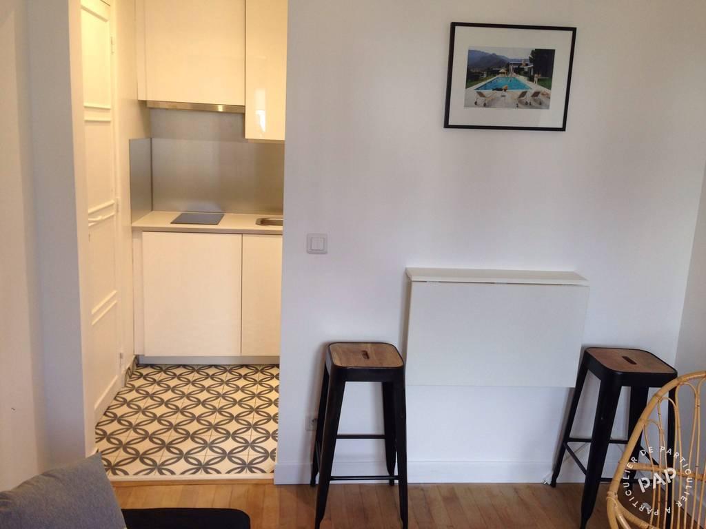 Location appartement paris 17 m 750 for Location meuble paris 17 particulier
