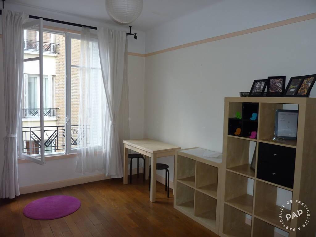 location appartement paris 33 m 950. Black Bedroom Furniture Sets. Home Design Ideas