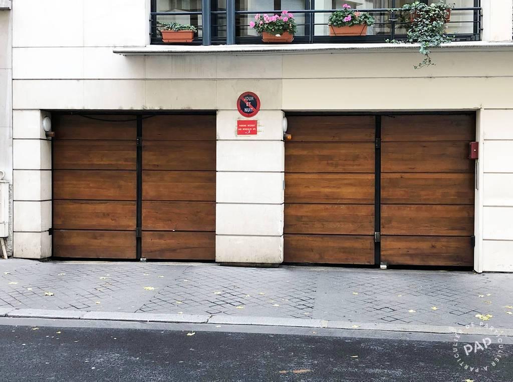 Location Garage, parking Paris  280€