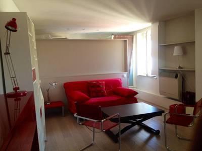Location meublée studio 32m² Ecully (69130) - 750€