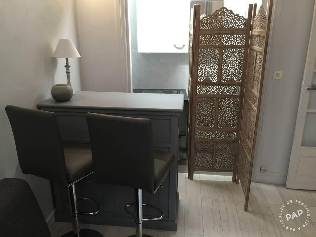 Location meubl e studio 17 m paris 17 m 800 euros for Location meuble paris 17 particulier