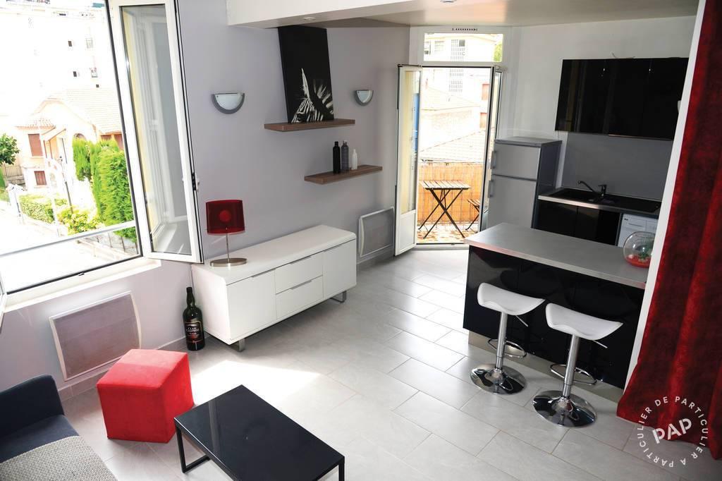 location appartement nice 38 m 780. Black Bedroom Furniture Sets. Home Design Ideas