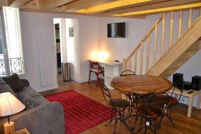 Location meublée studio 31m² Paris - 1.150€