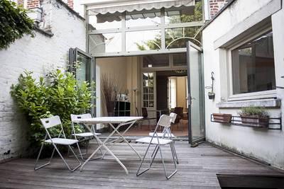 Location meubl�e chambre 12m� Roubaix (59100) - 399€