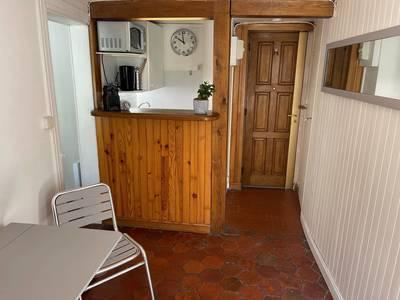 Location meublée appartement 2pièces 27m² Paris 6E - 1.280€