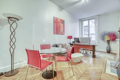 Location bureaux et locaux professionnels 17m² Paris 16E - 1.200€