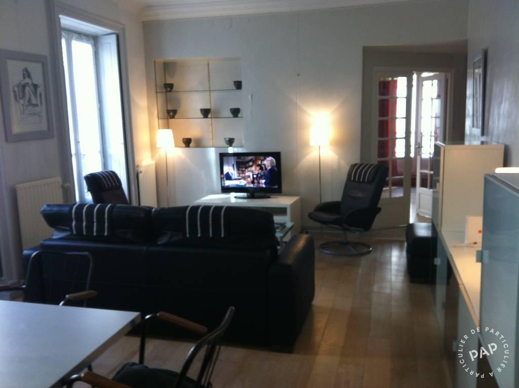 location appartement paris 103 m. Black Bedroom Furniture Sets. Home Design Ideas