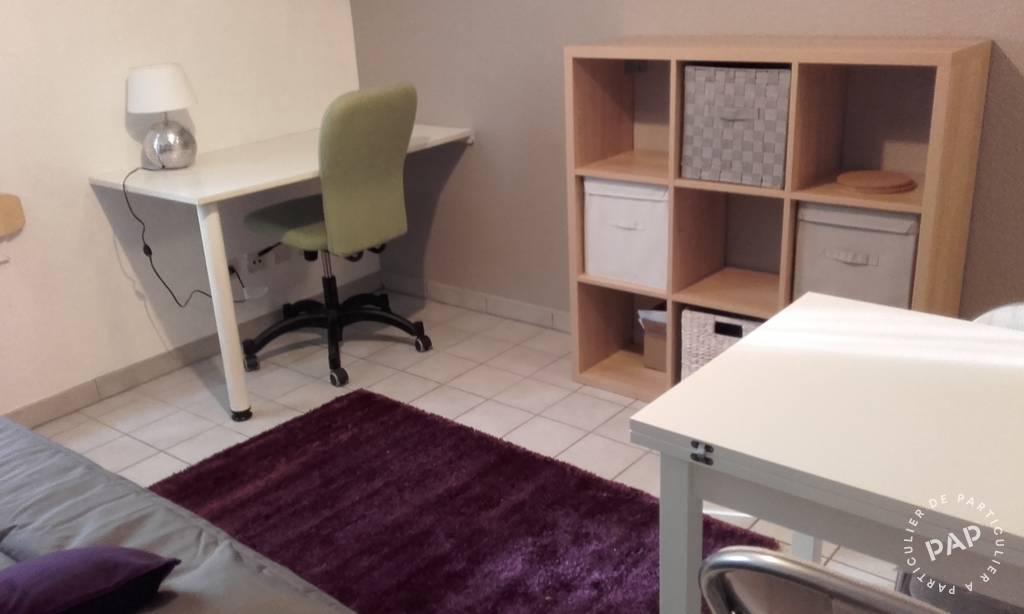 Location meubl e studio 17 m grenoble 38 17 m 400 for Location meuble grenoble