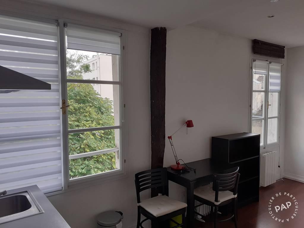 Location Appartement Saint-Denis (93) 16m² 630€