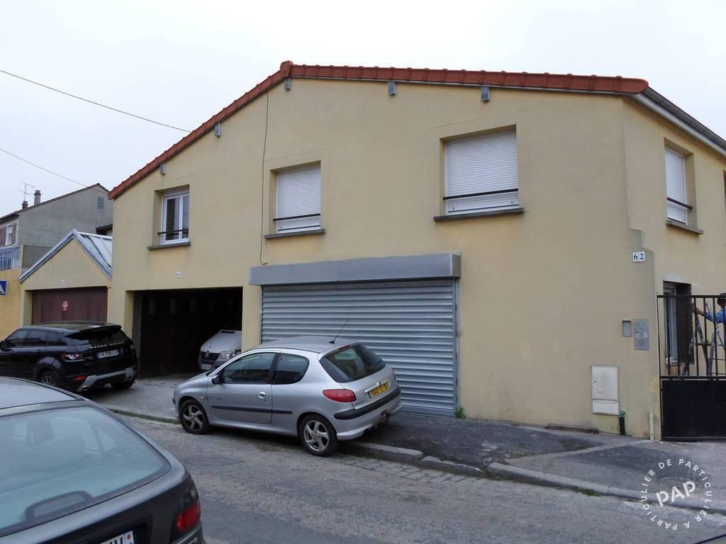 Location garage parking 60 m montreuil 93100 60 m for Location garage 77