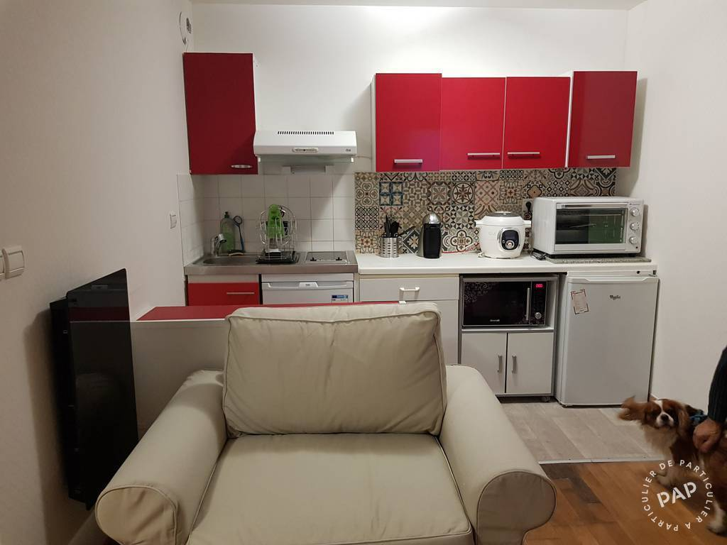 Location Appartement Marseille 6E 35m² 762€