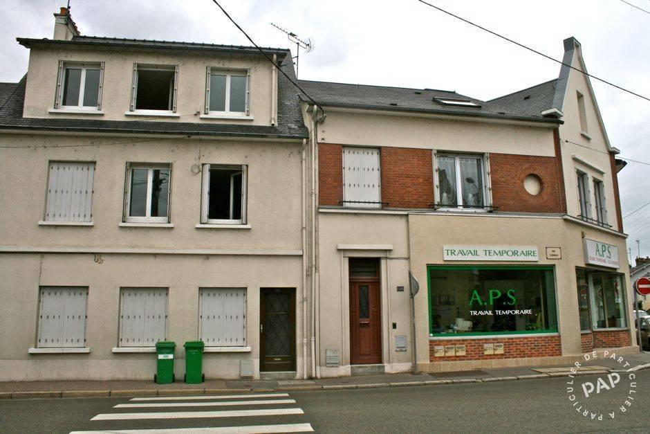Location Appartement Le Mans (72) 50u0026nbsp;m² ...