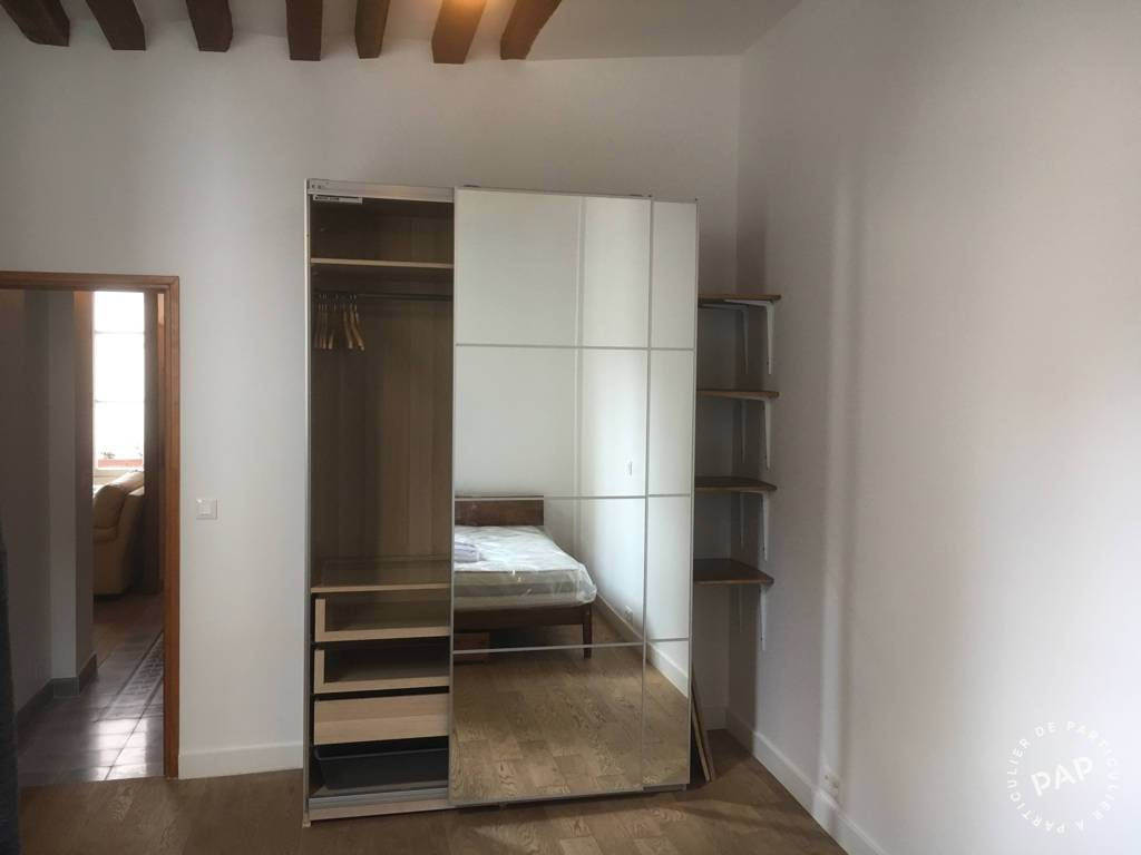 Location immobilier 2.400 € Paris 4E