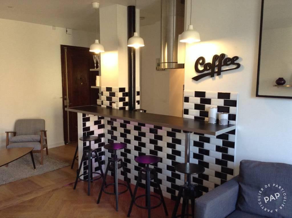 Location appartement 3 pièces Lyon 2e
