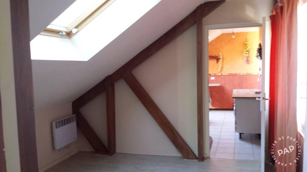 Location appartement 2 pièces Montlouis-sur-Loire (37270)