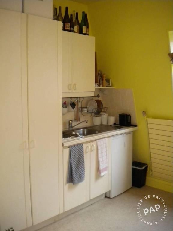 Location meubl e studio 13 m paris 17e 13 m 700 e for Location meuble paris 17 particulier