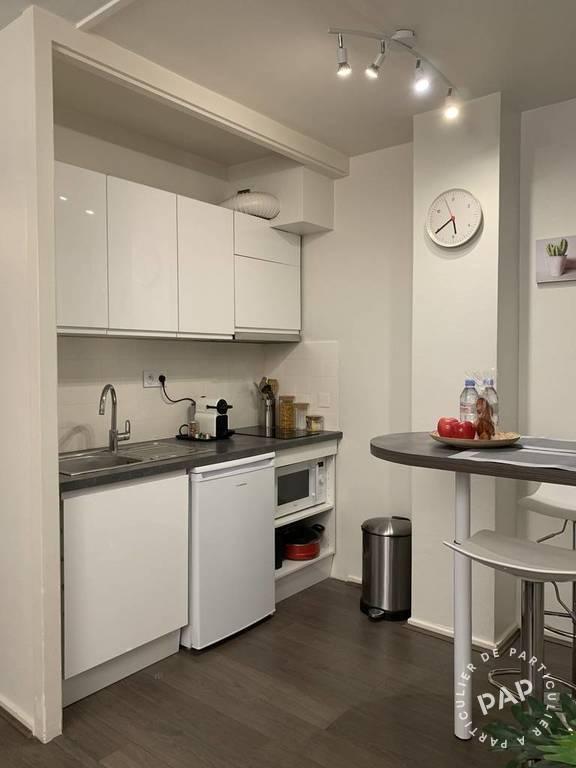 Appartement Paris 17E 1.800€
