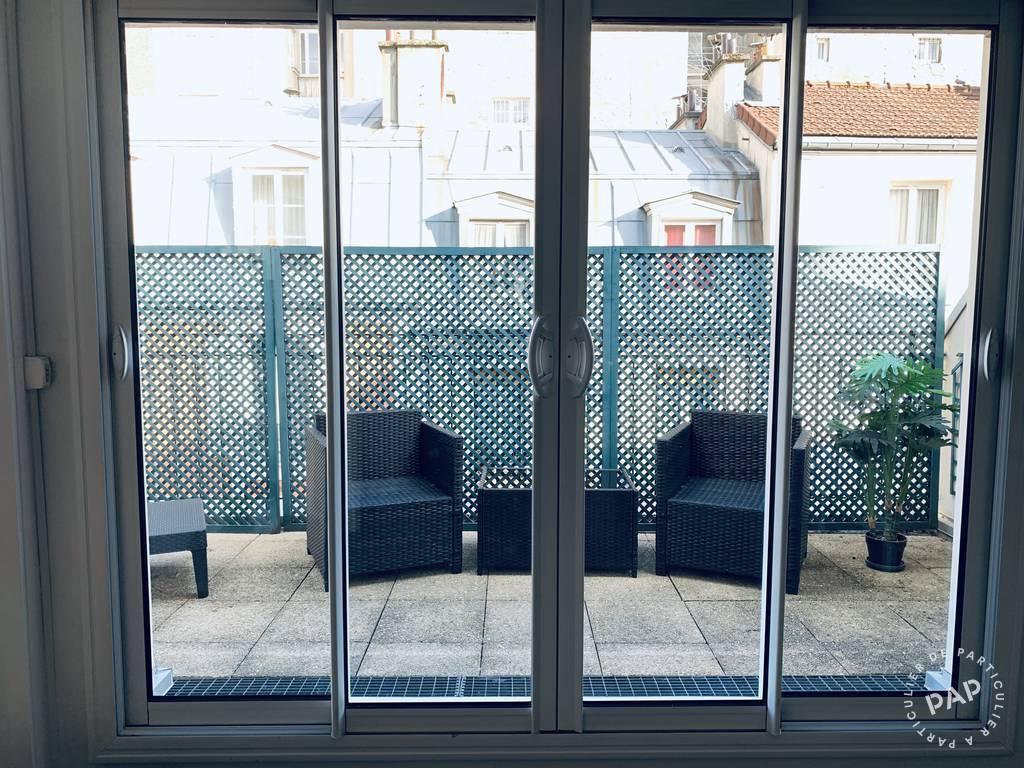 Location Paris 17E 48m²