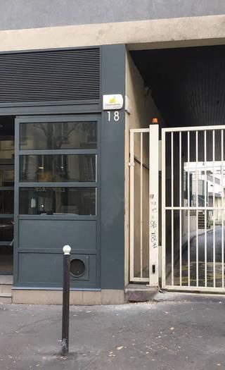 Location Garage, parking Paris 17E  155€