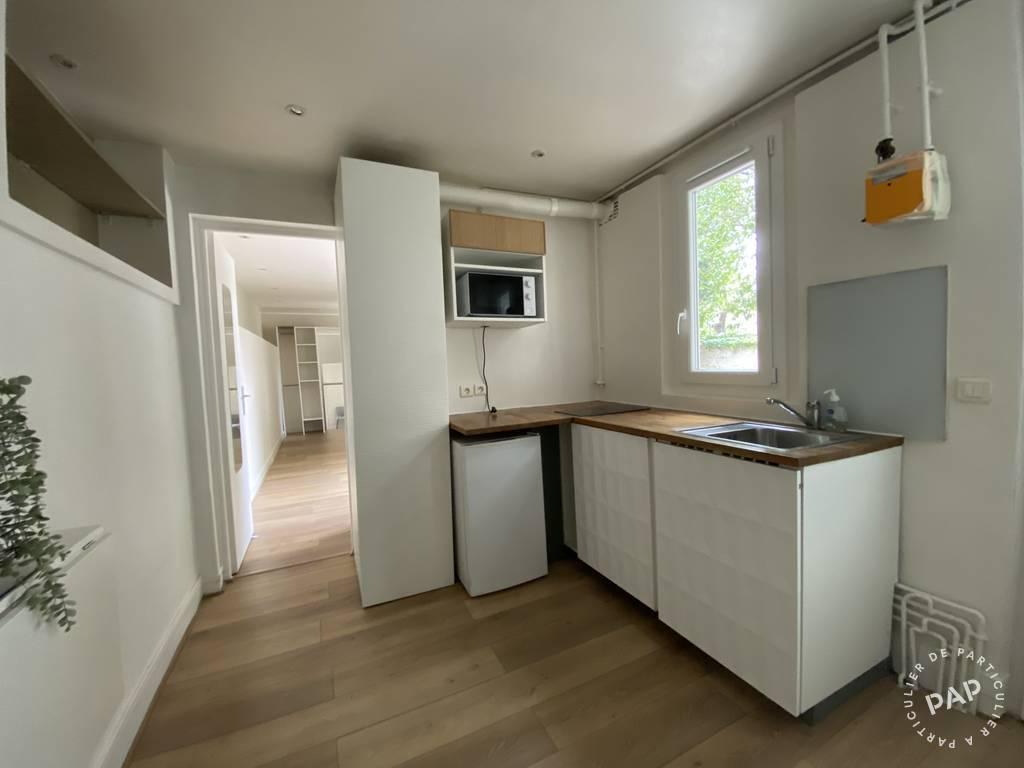 location appartement 2 pi ces asnieres sur seine 92600 de particulier. Black Bedroom Furniture Sets. Home Design Ideas