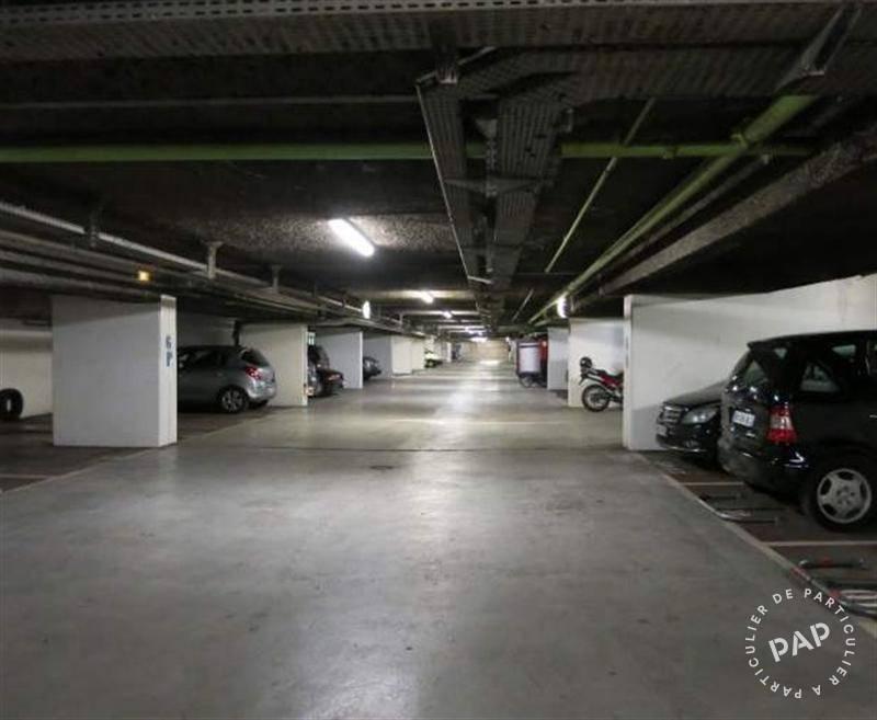Location garage parking paris 3e 180 e de particulier for Location garage mecanique ile de france