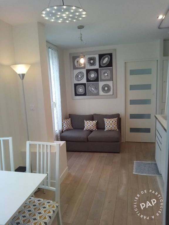 Location Appartement Paris 18E 22m² 1.397€