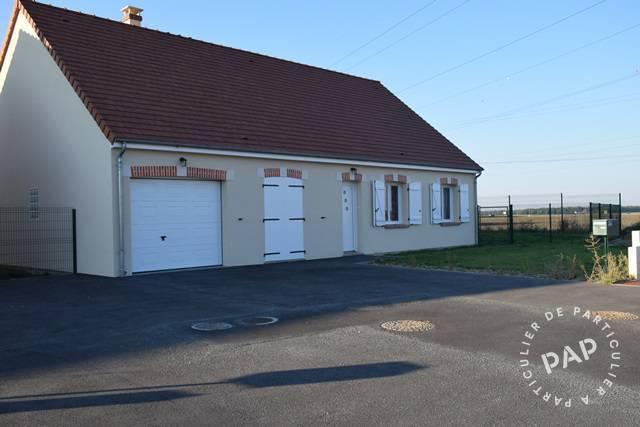 Location Maison Ormes (45140) 109m² 970€