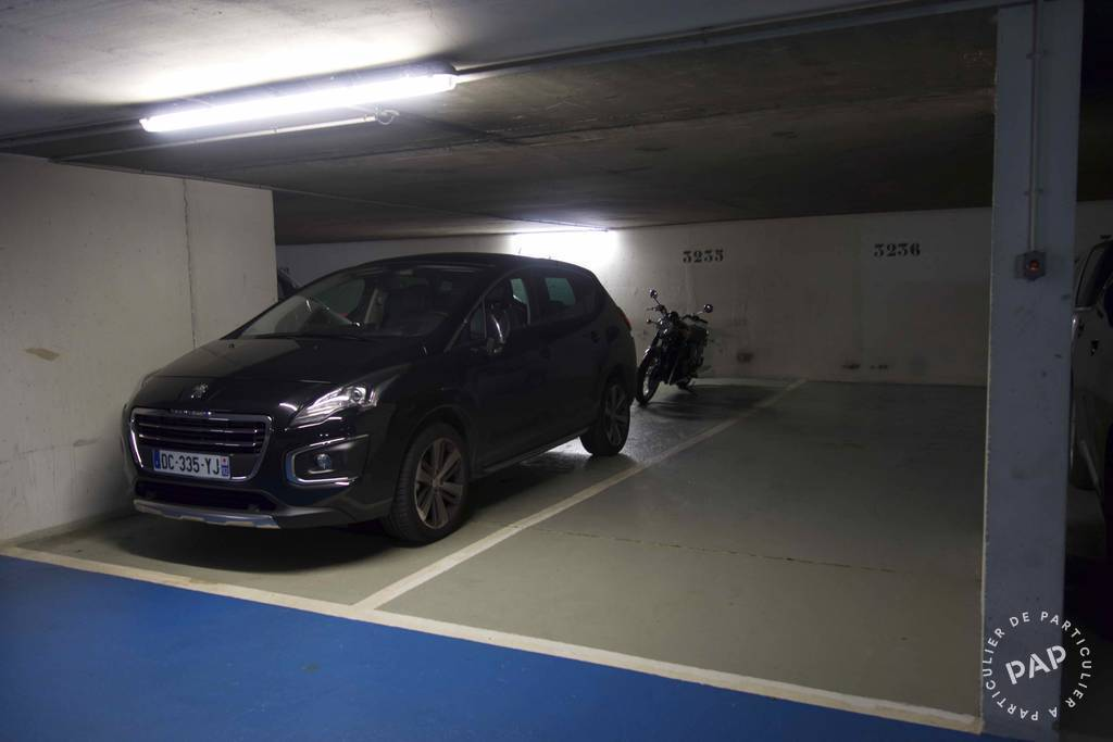location garage parking 23 m paris 15e 23 m 195 e de particulier particulier pap. Black Bedroom Furniture Sets. Home Design Ideas