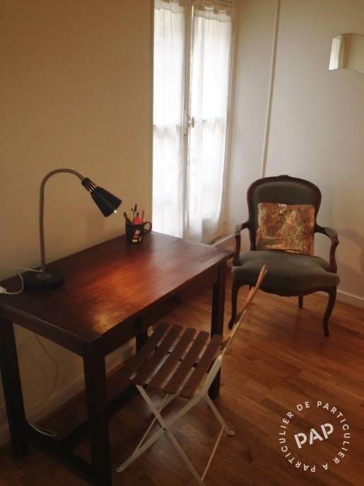 Location meubl e studio 30 m paris 7e 30 m - Location appartement meuble paris entre particulier ...