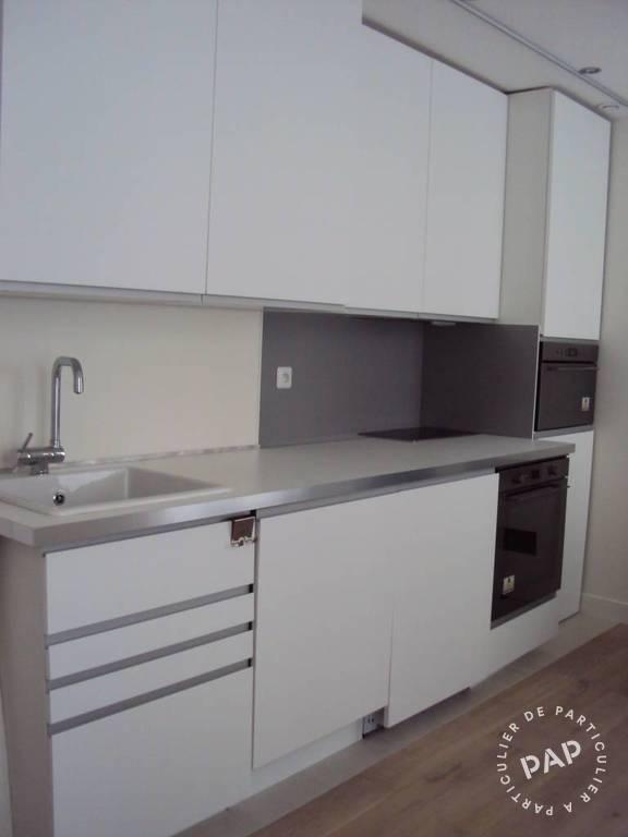 Location immobilier 1.397€ Paris 18E