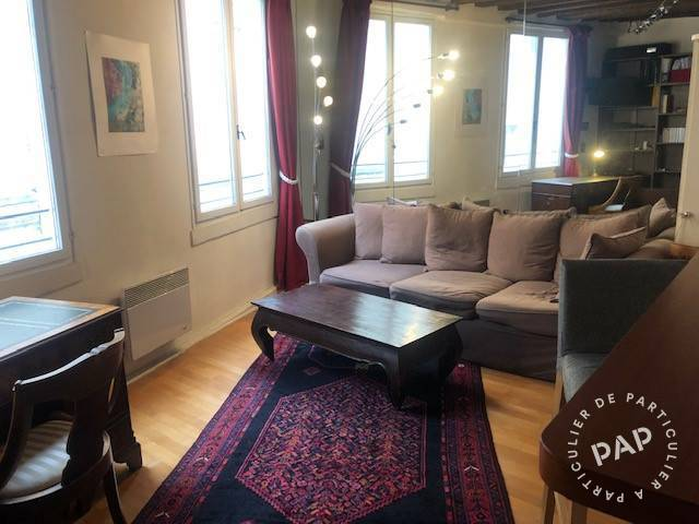 Location Appartement Paris 1Er 31 m² 1.400 €