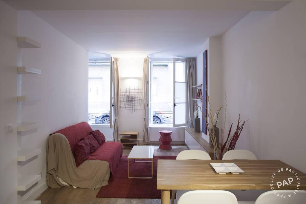 Location meubl e appartement 2 pi ces 37 m paris 17e 37 for Location meuble paris 17 particulier