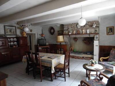 Vente maison 440m� Lacabarede (81240) - 130.000€
