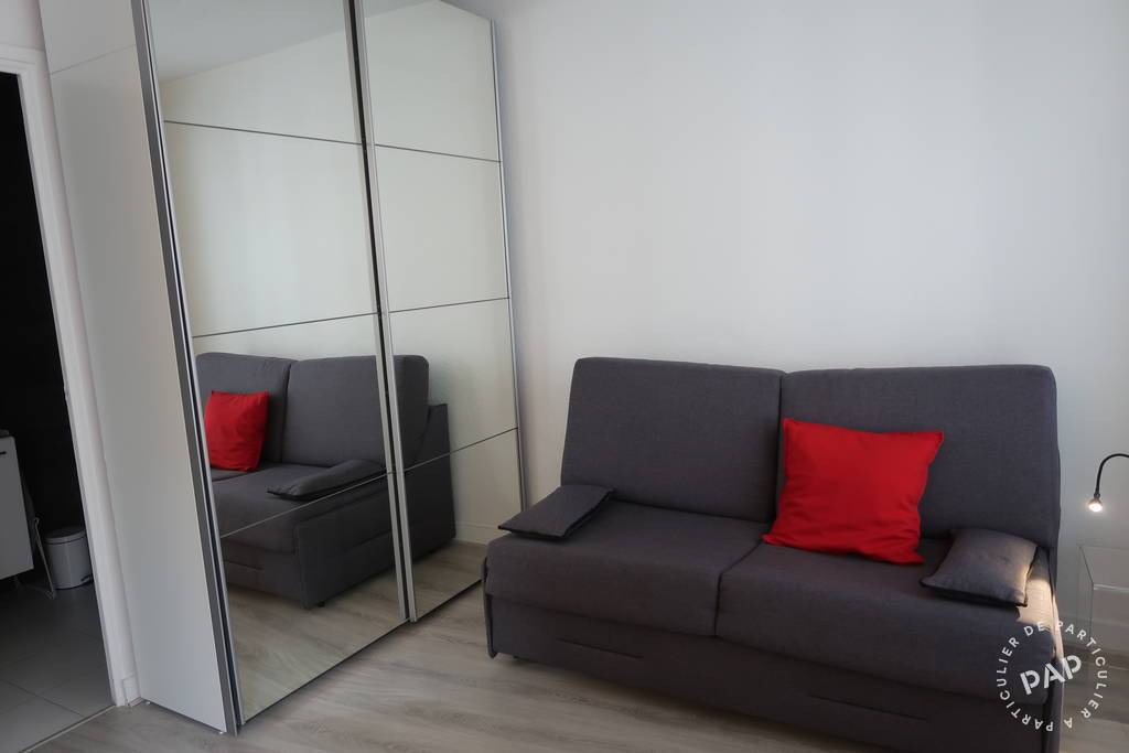 Location immobilier 1.100 € Paris 14E