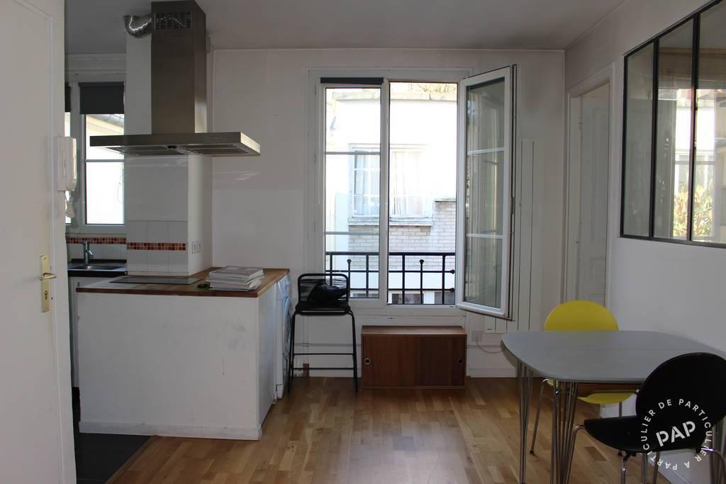 Location meubl e appartement 2 pi ces 32 m paris 10e 32 for Bail de location meuble