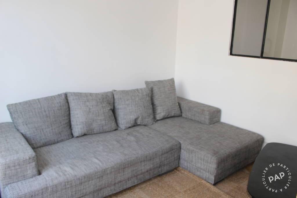Location meubl e appartement 2 pi ces 32 m paris 10e 32 for Fenetre interieure