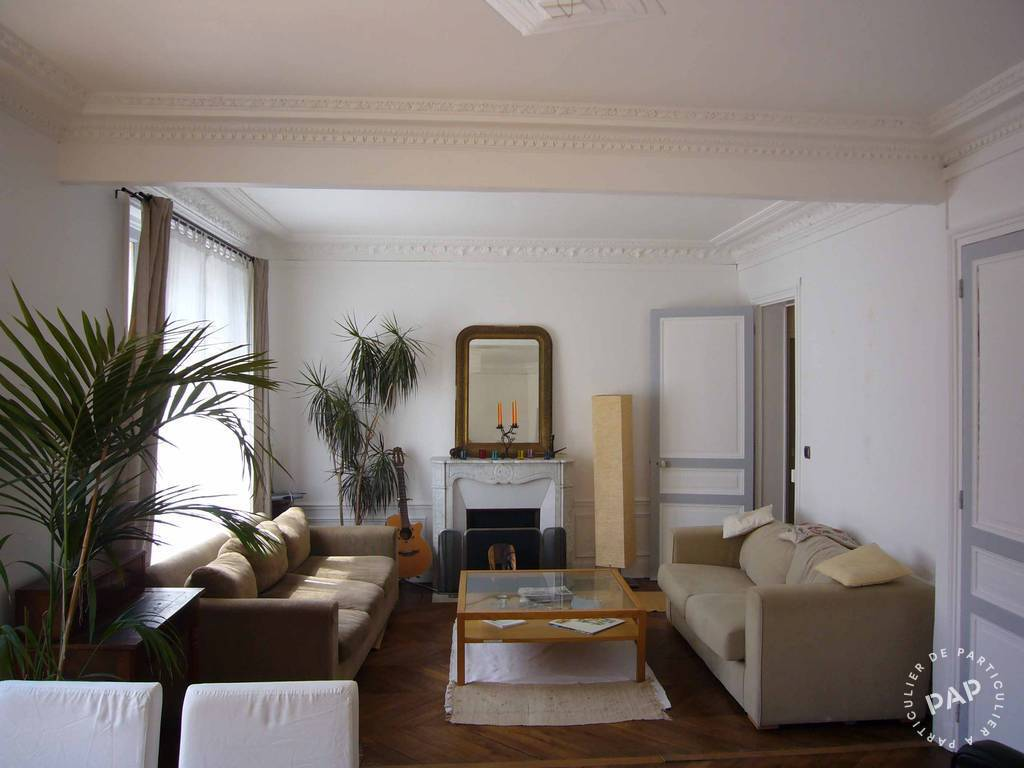 location meubl e appartement 2 pi ces 63 m paris 17e 63 m e de particulier. Black Bedroom Furniture Sets. Home Design Ideas