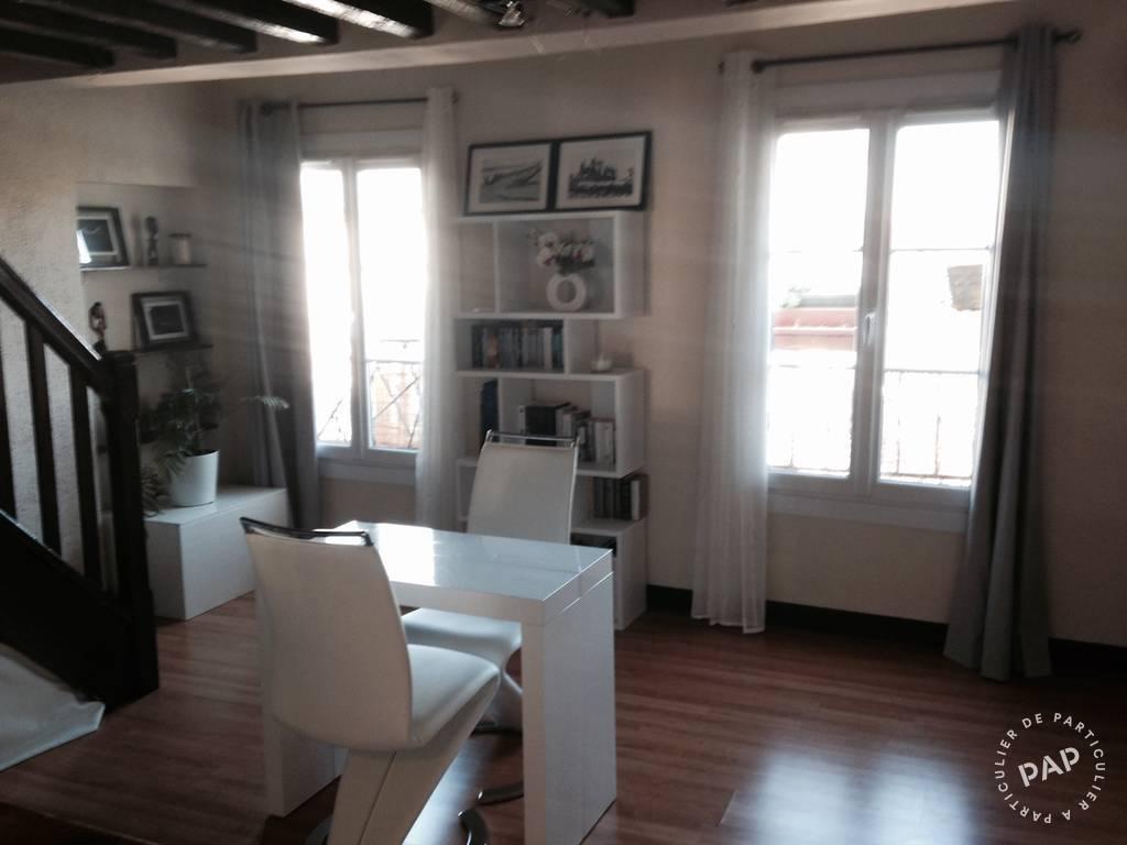 location meubl e appartement 2 pi ces 37 m paris 10e 37 m e de particulier. Black Bedroom Furniture Sets. Home Design Ideas