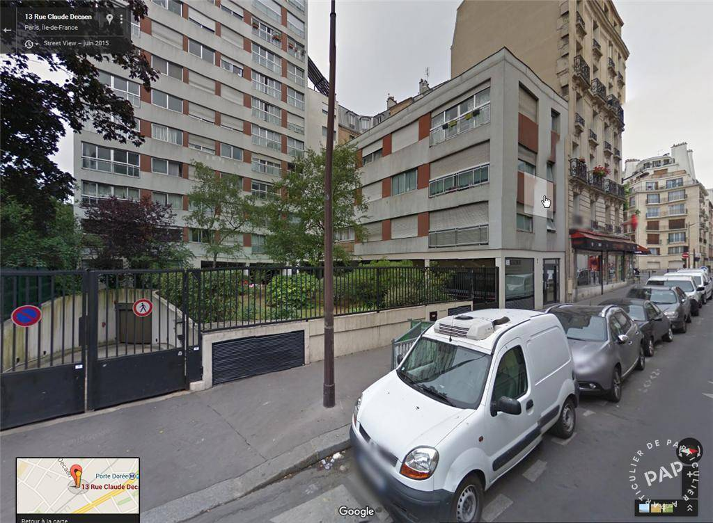 location garage parking paris 12e 105 e de