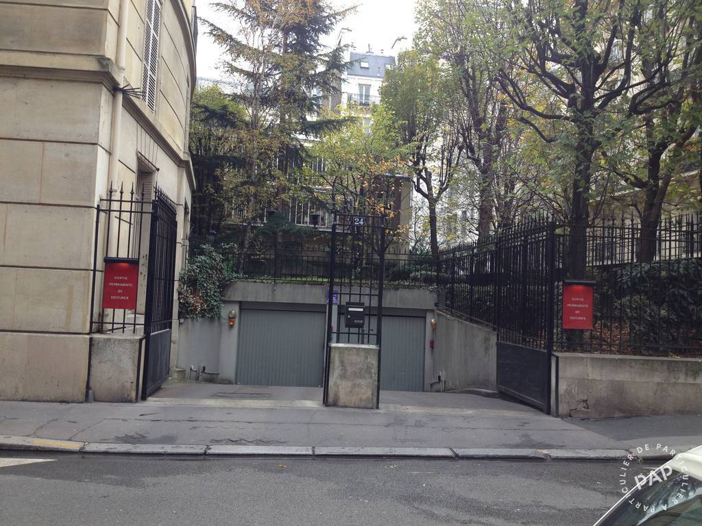 Location garage parking paris 8e 190 e de particulier particulier pap - Location garage paris 15 ...
