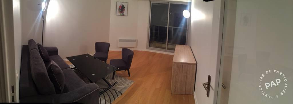 Location Appartement Paris 15E 25m² 980€